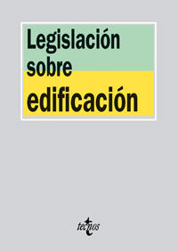 LEGISLACION SOBRE EDIFICACION