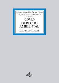 Derecho Ambiental (adaptado Al Eees) - Maria A.  Torres Lopez (ed. )  /  [ET AL. ]