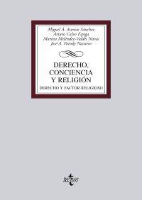 DERECHO, CONCIENCIA Y RELIGION - DERECHO Y FACTOR RELIGIOSO
