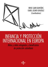 Infancia Y Proteccion Internacional En Europa - Niños Y Niñas Refugiados Y Beneficiarios De Proteccion Subsidiaria - Irene  Claro Quintans (coord. )  /  I.   Lazaro Gonzalez (coord. )