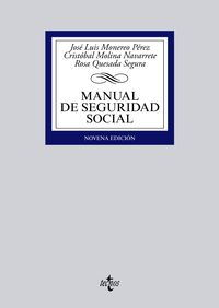 (9ª ED) MANUAL DE SEGURIDAD SOCIAL