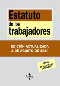 (29ª ED. )  ESTATUTO DE LOS TRABAJADORES