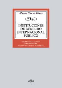 (19 ED) INSTITUCIONES DE DERECHO INTERNACIONAL PUBLICO