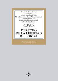 (3ª ED) DERECHO DE LA LIBERTAD RELIGIOSA