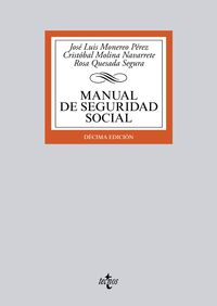 (10ª ED) MANUAL DE SEGURIDAD SOCIAL