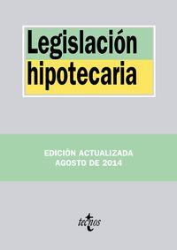 (29ª ED. )  LEGISLACION HIPOTECARIA