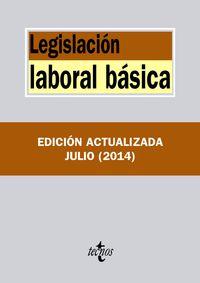 (7ª ED. )  LEGISLACION LABORAL BASICA