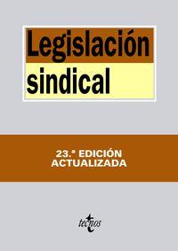 (23 ED) LEGISLACION SINDICAL