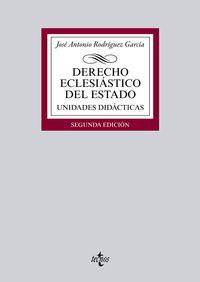 (2 ED) DERECHO ECLESIASTICO DEL ESTADO