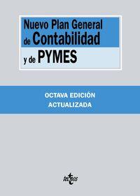 (8 ED) NUEVO PLAN GENERAL DE CONTABILIDAD Y DE PYMES