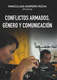 CONFLICTOS ARMADOS, GENERO Y COMUNICACION - FUNDACION EUROARABE DE ALTOS ESTUDIOS