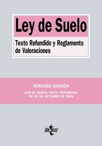 LEY DE SUELO