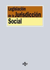 Legislacion De La Jurisdiccion Social - Aa. Vv.
