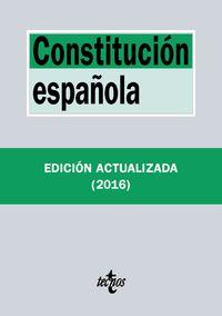(21 ED) CONSTITUCION ESPAÑOLA