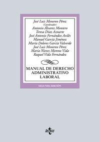 (2 ED) MANUAL DE DERECHO ADMINISTRATIVO LABORAL