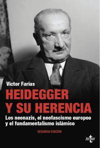 Heidegger Y Su Herencia - Los Neonazis, El Neofascismo Europeo Y El Fundamentalismo Islamico - Victor Farias