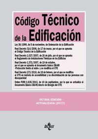 (8 ED) CODIGO TECNICO DE LA EDIFICACION