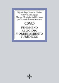 FENOMENO RELIGIOSO Y ORDENAMIENTO JURIDICO