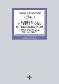 (5 ED) TEORIA BREVE DE RELACIONES INTERNACIONALES