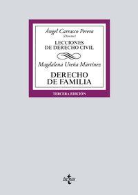 (3 ED) DERECHO DE FAMILIA