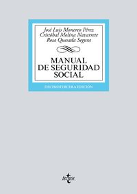 (13 ED) MANUAL DE SEGURIDAD SOCIAL