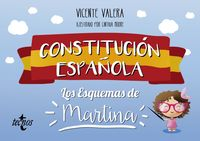 CONSTITUCION ESPAÑOLA - LOS ESQUEMAS DE MARTINA