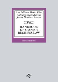 (2 ED) HANDBOOK OF SPANISH BUSINESS LAW