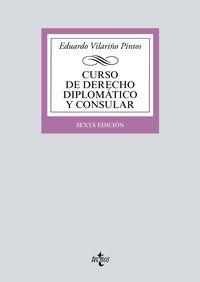 (6 ED) CURSO DE DERECHO DIPLOMATICO Y CONSULAR
