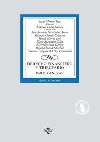 (7 ED) DERECHO FINANCIERO Y TRIBUTARIO