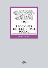 (8 ED) LECCIONES DE SEGURIDAD SOCIAL