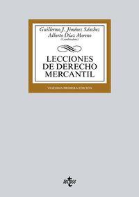 (21 ED) LECCIONES DE DERECHO MERCANTIL