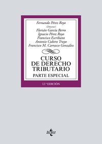 (12 ED) CURSO DE DERECHO TRIBUTARIO