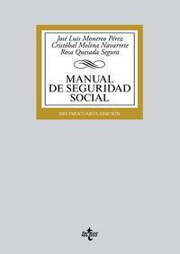 (14 ED) MANUAL DE SEGURIDAD SOCIAL