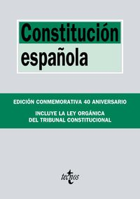 (22 ED) CONSTITUCION ESPAÑOLA (ED. 40 ANIVERSARIO)