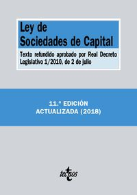 (11 ED) LEY DE SOCIEDADES DE CAPITAL