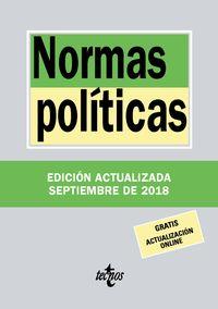 (19 ED) NORMAS POLITICAS