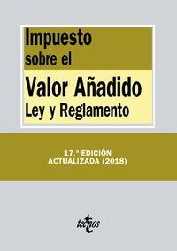 (17 Ed) Impuesto Sobre El Valor Añadido - Aa. Vv.