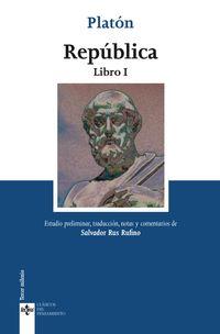 Republica - Libro 1 - Platon