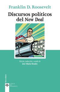 Discursos Politicos Del New Deal - Franklin D. Roosevelt