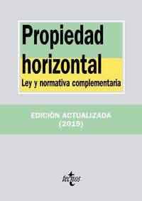 (8 ED) PROPIEDAD HORIZONTAL - LEY Y NORMATIVA COMPLEMENTARIA