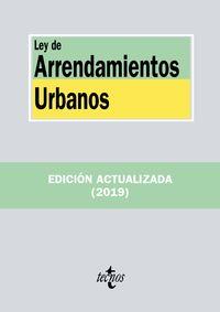 (7 Ed) Ley De Arrendamientos Urbanos - Aa. Vv.