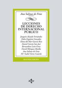 (2 ED) LECCIONES DE DERECHO INTERNACIONAL PUBLICO