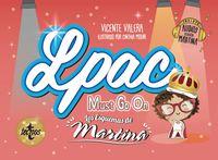 Lpac - Los Esquemas De Martina - Vicente Valera
