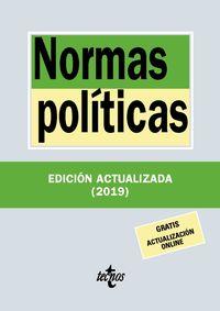 (20 ED) NORMAS POLITICAS
