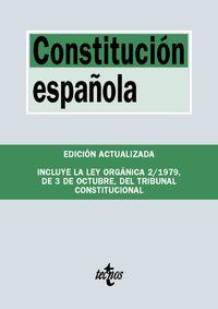 (23 Ed) Constitucion Española - Aa. Vv.