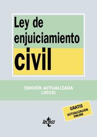 (3 ED) LEY DE ENJUICIAMIENTO CIVIL