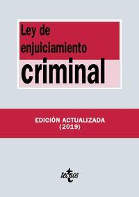 (3 Ed) Ley De Enjuiciamiento Criminal - Aa. Vv.