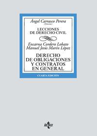 (4 ED) DERECHO DE OBLIGACIONES Y CONTRATOS EN GENERAL - LECCIONES DE DERECHO CIVIL