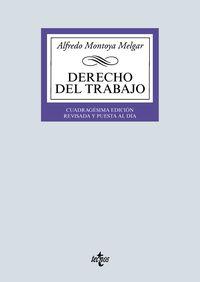 (40 ED) DERECHO DEL TRABAJO