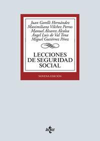 (9 ED) LECCIONES DE SEGURIDAD SOCIAL